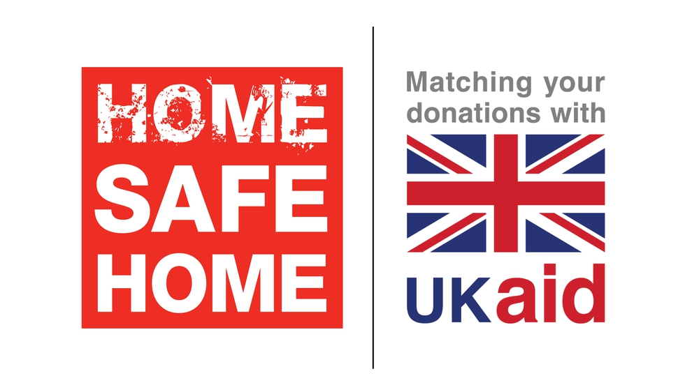 Home Safe Home and UK Aid Match